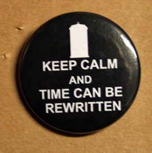 Image of Keep Calm & Time