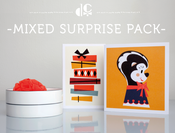 Image of DC MIXED SURPRISE PACK