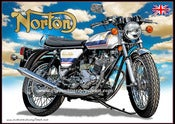 Image of 1974 Norton Commando 850 Roadster