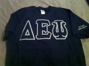 Image of Delta Epsilon Psi Line Shirt