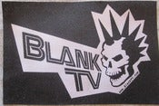 Image of BlankTV Logo Patch