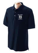 Image of Holy Family Cotton Pique Polo