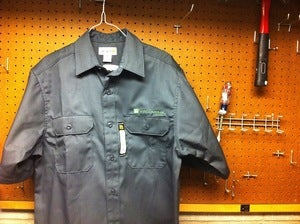 Duke Cannon Supply Co. Work Shirt by Carhartt