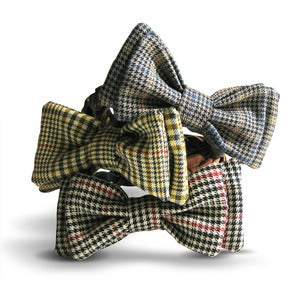 Image of Tweed Bow-Tie
