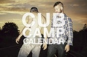 Image of 2013 Cub Camp Calendar with Cum Rag
