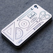 Image of iPhone Back Protection - Stationary