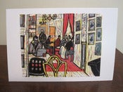 Image of 'Cafe in Copenhagen' card