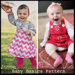 Image of Baby Basics PDF Pattern