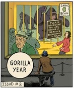 Image of Gorilla Year: Issue 2