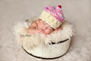Image of Cupcake Cutie Hat