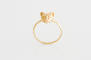 Image of Cat Totem Ring