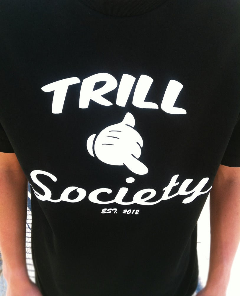 Image of Trill Hand Shirt
