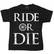 Image of PRE-ORDER: RIDE OR DIE / Black