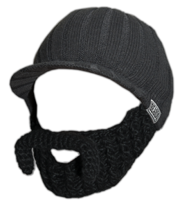 Image of November Cap (with Bendable Mo)