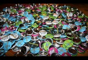 Image of Shadowscene Button Collection