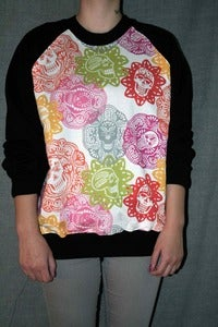 Image of Bright Skulls Sweater