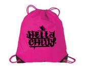 Image of Hella Chluy Cinch Bags (Pink)