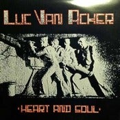 Image of LUC VAN ACKER-Heart And Soul 12&quot; Vinyl/ Original OOP