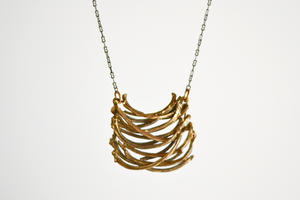 Image of True Ribs Necklace