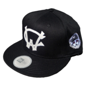 Image of Chris Webby 'CW' New Era Snapback Hat (Black)