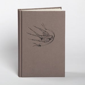 Image of Swallow Hard Back Journal