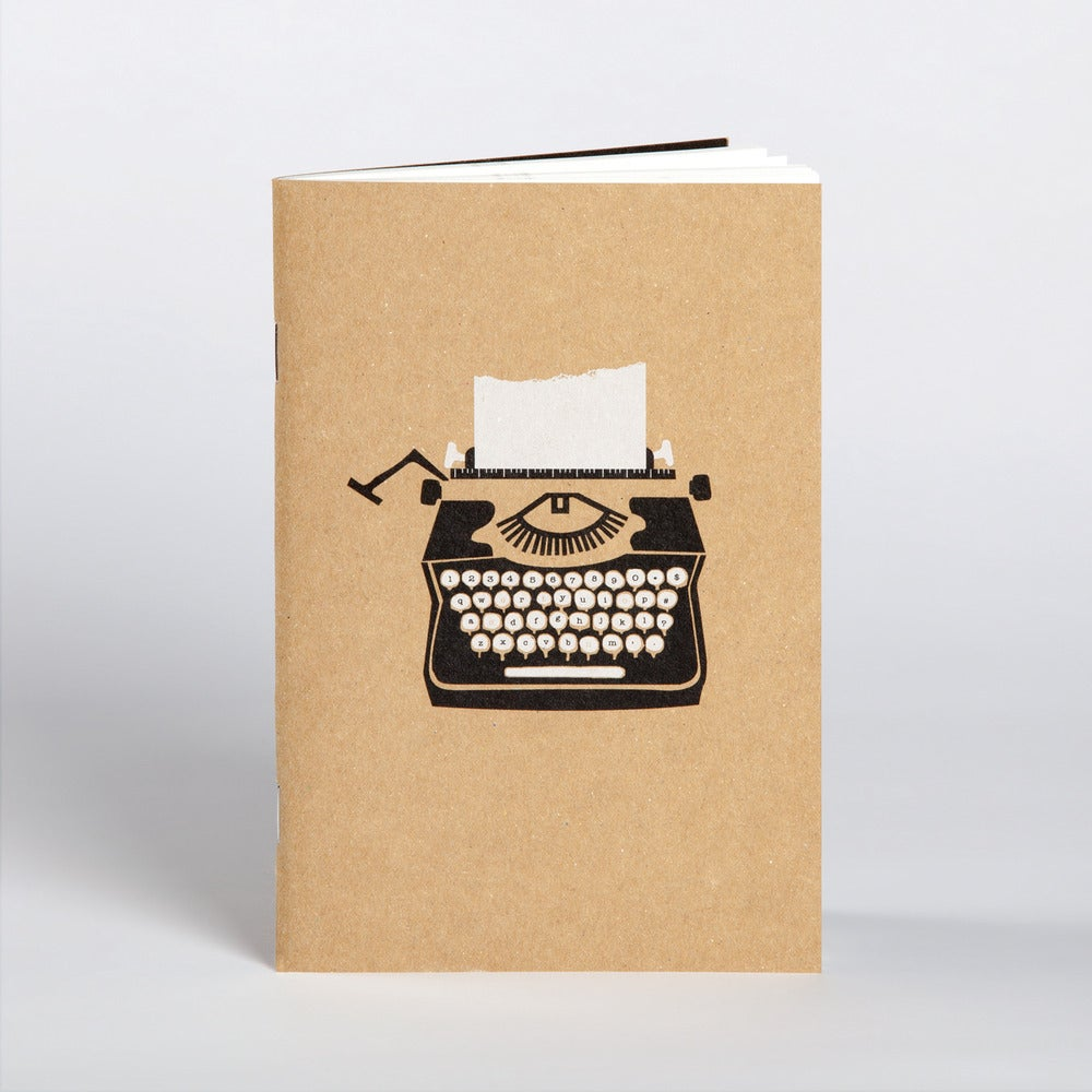 Image of Typewriter Mini Book