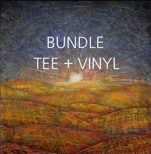 Image of Bundle: Tee + Vinyl