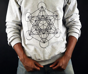 Metatron's Cube Sweater