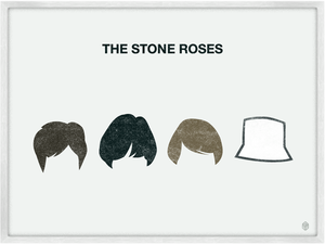 Image of The Stone Roses Print