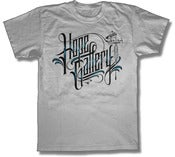 "Image of ""Script"" Hope Gallery Shirt by DEPH"