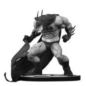 Image of Batman Black and White :: Sam Keith :: DC Direct