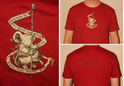 Image of Men's Mouse Guard & Banner Tee