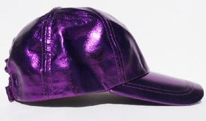 Image of Dragonfly Cap - Metallic Magenta