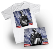 Image of Chris Webby 'Bars On Me' SILVER Collectors Package 