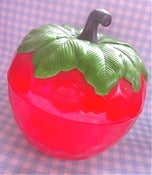 Image of Fantastic 1970s Strawberry Ice Bucket