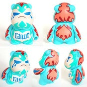 Image of RAWR - 4&quot; Custom Mini Munny