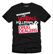 Image of VANDALS, KILLLERS & DRUG DEALERS