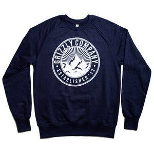 Image of Grizzly Co. - Trademark Sweatshirt