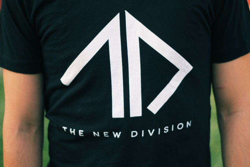 Image of TND Logo BLACK Shirt - Unisex