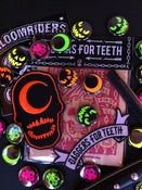 Image of HALLOWEEN PATCHES!!!