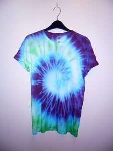 Image of ROOT CAUSE - PLAIN LOGO LIMITED TIE DYE LIMITED EDITION