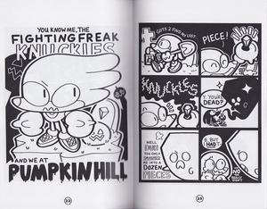 Image of Speedhog zine