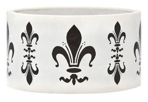Image of Fleur de Lis Packing Tape