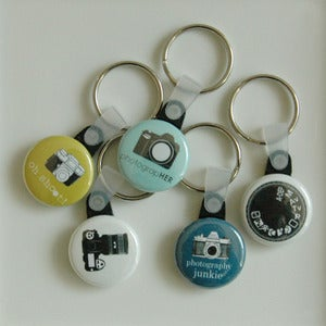 Image of photorapHER keychains