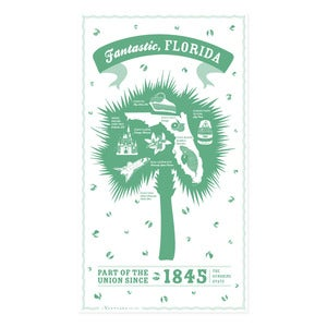 Image of Florida State Towel