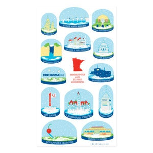 Image of City Towel : Twin Cities