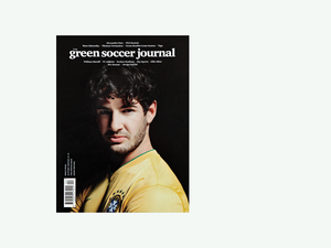 Image of The Green Soccer Journal<br>