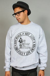 Image of Circle Logo Crewneck
