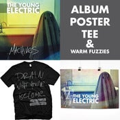 "Image of ""Machines"" album bundle #2 (CD/digital/signed poster/tee)"