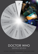 Image of Doctor Who Series 7 Poster Pre Order
